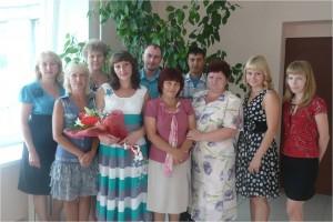 Коллектив администрации больницы