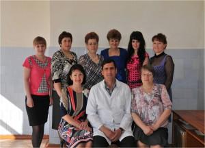Коллектив павловской врачебной амбулатории